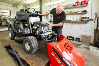 Reparaturen und Kundendienst